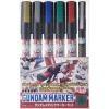 GMS121 Gundam Marker Gundam Metallic Marker Set