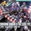[035] HGBF 1/144 Crossbone Gundam X1 Full Cloth TYPE.GBFT