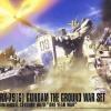HGUC 1/144 RX-79[G] Gundam Ground Type The Ground War Set
