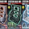 Bandai 1/144 , RG System Base 001 3 in 1 Set