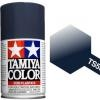 Tamiya Deep Metallic Blue Paint Spray TS-53