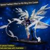 Expansion Feathers Effect and Dedicated Base for RG HG 1/144 Wing Gundam Zero EW