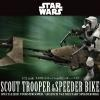 [Star Wars] 1/12 Scout Trooper & Speeder Bike