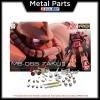 [Metal Part] RG Char's Zaku Metal Enhancement Part Set