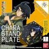Character Stand Plate Iron Blooded Orphans [01] Mikazuki Augus (Display)