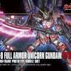 [199] HGUC 1/144 Full Armor Unicorn Gundam (Destroy Mode/Red Color Ver.)