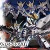 [401] SDBB Gundam Barbatos DX