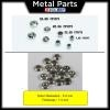 [Metal Part] Aviation Hole 3.0mm for HG / MG Gundam model kits - 15 units