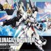 [051] HGBF 1/144 Lunagazer Gundam