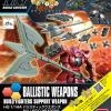 [031] HGBC 1/144 Ballistic Weapon