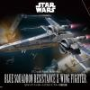 [Star Wars] 1/72 Blue Squadron Resistance X-Wing Fighter