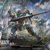 [Full Metal Panic] HG 1/60 M-9 Gernsback Ver. IV