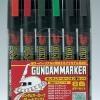 GMS108 Gundam Marker Zeon Set