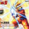 [Figure Rise Standard] Dragon Ball Z Super Saiyan Son Goku (New Box Art)