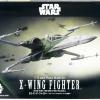 [Star Wars] 1/72 X-Wing Fighter (The Rise Of Skywalker)