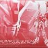P-BANDAI: RG 1/144 Sword Impulse Gundam