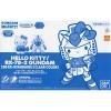 HELLO KITTY RX-78-2 GUNDAM SD EX-STANDARD ( CLEAR COLOR VER)