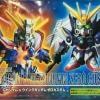 SDBB GOD & Wing Zero Gundam Custom