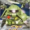 [218] SDBB MS-06F Zaku II