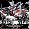 [001] HG 1/144 Strike Rouge+ I.W.S.P