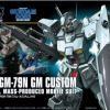 [120] HGUC 1/144 RGM-79N GM CUSTOM