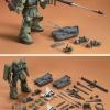 HGUC 1/144 MS-06 Zaku The Ground War Set
