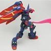 [128] HG 1/144 Master Gundam & Fuunsaiki
