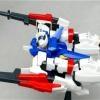 [017] HG 1/144 Gundam AGE-2 Double Bullet