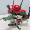 [294] SDBB Verde Buster Gundam