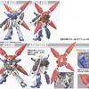 [007] HG 1/144 Dreadnought Gundam