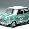 Morris Mini Cooper Racing Modelling Kits