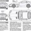 Tamiya Mercedes Benz SLR McLaren 722 Series Modelling Kit