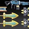 LBX011 Custom Weapon [PREORDER]