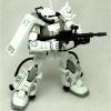 [154] HGUC 1/144 MS-06R-1A Zaku II (Shin Matsunaga Custom)