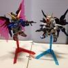 Basic Gundam Stand for SD or BB Gundam (Black)