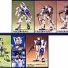 HG 1/100 Gundam F-90