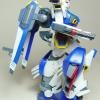 [003] HG 1/100 Gundam F90-V