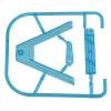 Basic Gundam Stand for SD or BB Gundam (Blue)