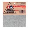 Tamiya Finishing Abrasives Medium (P180, P240, P320)