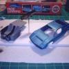 Tamiya Color Acrylic Paint X-13 (Metallic Blue) (23ml)