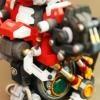 [Gundam Head] Motorking 1/35 Gundam Astray Red Frame Head Bust