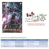 [Metal Part] RE 1/100 Gundam Mk III Metal Enhancement Part Set