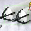 [Metal Part] PG 1/60 Full Armor Unicorn Gundam Metal Enhancement Part Set