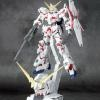 [LIMITED] HGUC 1/144 RX-0 Unicorn Gundam [Destroy Mode] + 1/48 Head Display Base