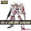 [025-SP] RG 1/144 RX-0 Unicorn Gundam (First Run Edition)