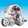 [Dragon Ball] Mecha Collection Bulma's Capsule No.9 Motorcycle