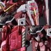 P-Bandai: MG 1/100 Justice Gundam Special Coating Ver.