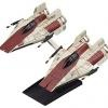 [Star Wars] Vehicle Model Series 010 - A-Wing Starfighter