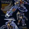 P-Bandai: MG RX-121-1 TR-1 Hazel Custom Gundam (Combat Deployment Color Version)