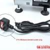 [HSENG] AF-186 Mini Airbrush Compressor